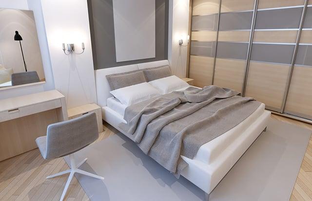 37 Awesome Gray Bedroom Ideas To Spark Creativity The Sleep Judge