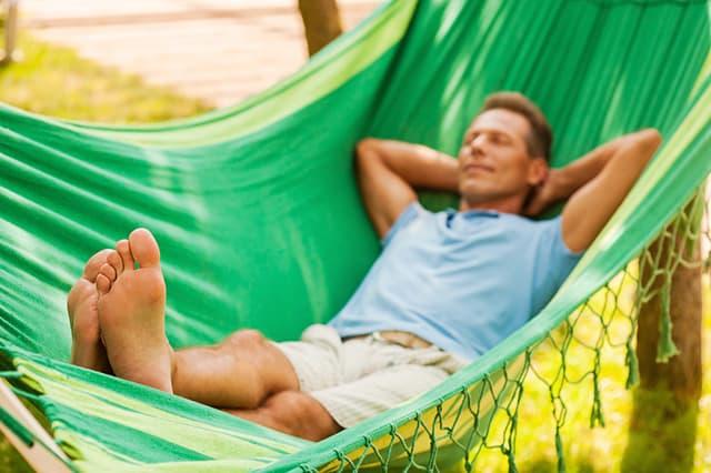 Benefits of Sleeping in a Hammock  The Sleep Judge