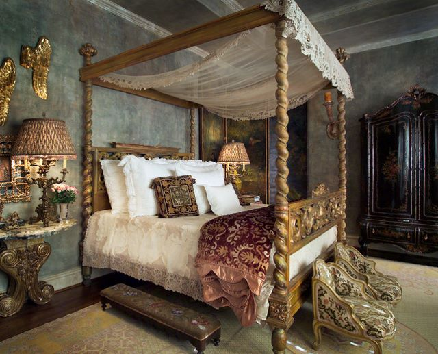 living room decorating with dark furniture teal and orange decor ideas 40 of the most spectacular victorian bedroom   ...