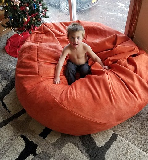 what size bean bag chair do i need barcelona uk best reviews 2019 the sleep judge jaxx cocoon was one of largest bags