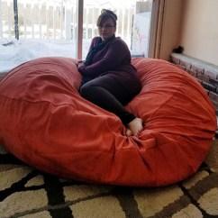 Jaxx Bean Bag Chairs Dorm Ikea Cocoon Sofa Review The Sleep Judge As