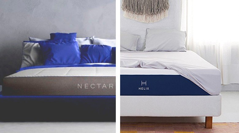 best mattress topper for a sofa bed mancini dark brown beige modern sectional and ottoman set - sleeper reviews 2018 | the sleep judge