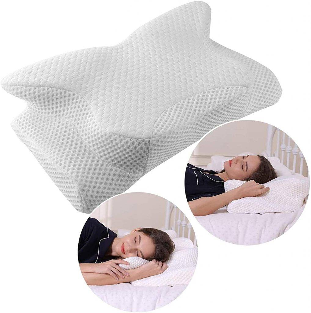 best pillow for shoulder pain relieve