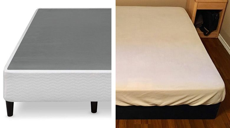box spring vs foundation which is the