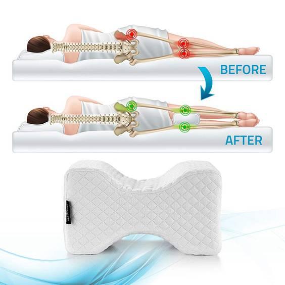 best orthopedic knee pillow reviews