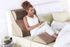extra large wedge pillow online