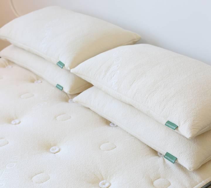 avocado green pillow review the sleep