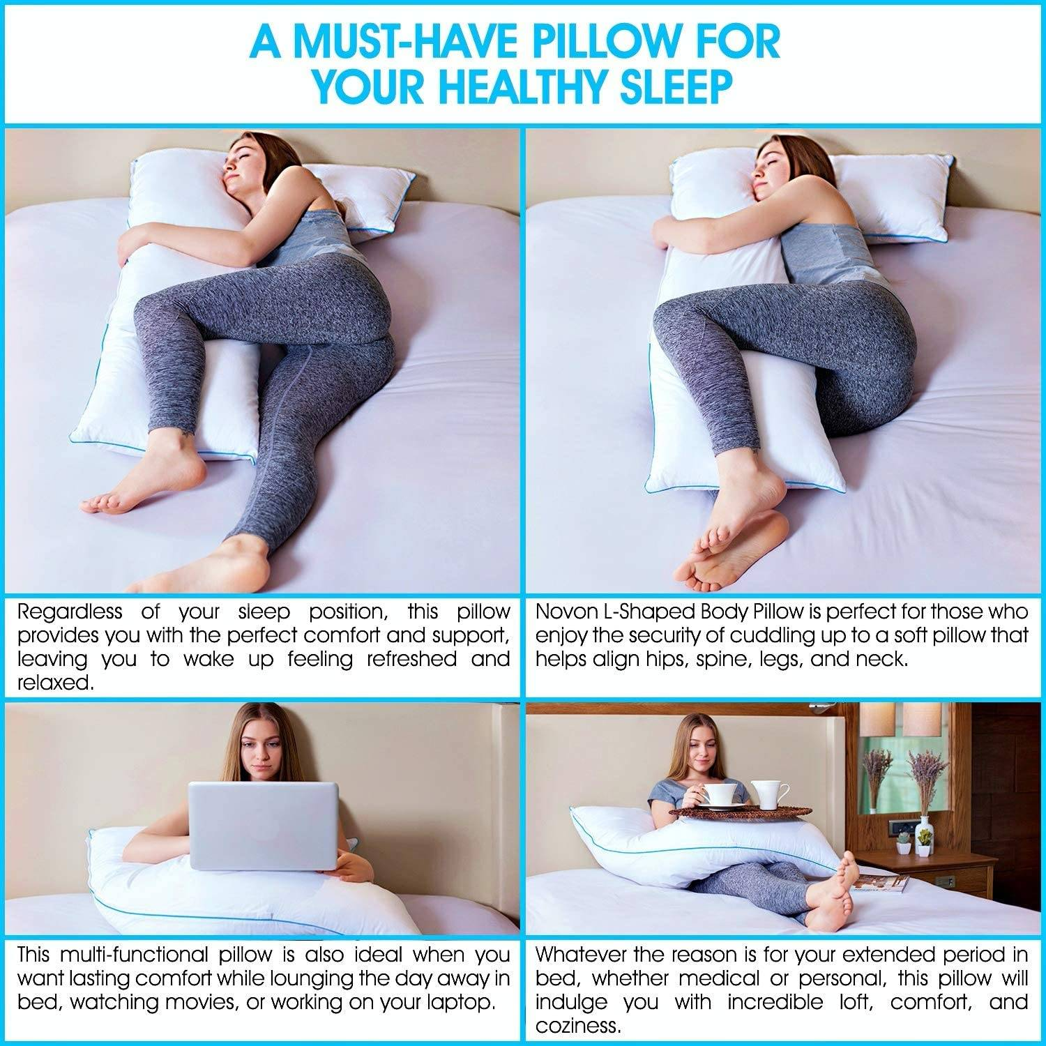 best l shaped pillow reviews 2021 the