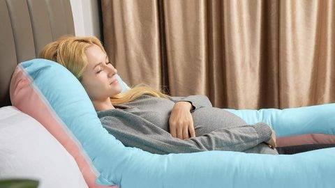 best firm body pillow reviews 2021