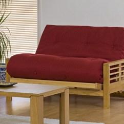 Sofa Bed 3 Fold Mattress Comfortable Sleeper 4ft Small Double Kyoto Detroit Futon From The Sleep Shop