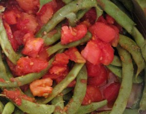 Green beans need to cook a long time to develop their full flavor