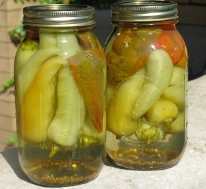 How do you like your peppers pickled?