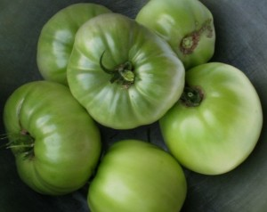 Green Tomato And Apple Chutney | The Slow Cook