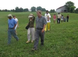 D.C. Farm to School Network tours Clagett Farm