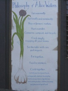 Lessons from the Edible Schoolyard