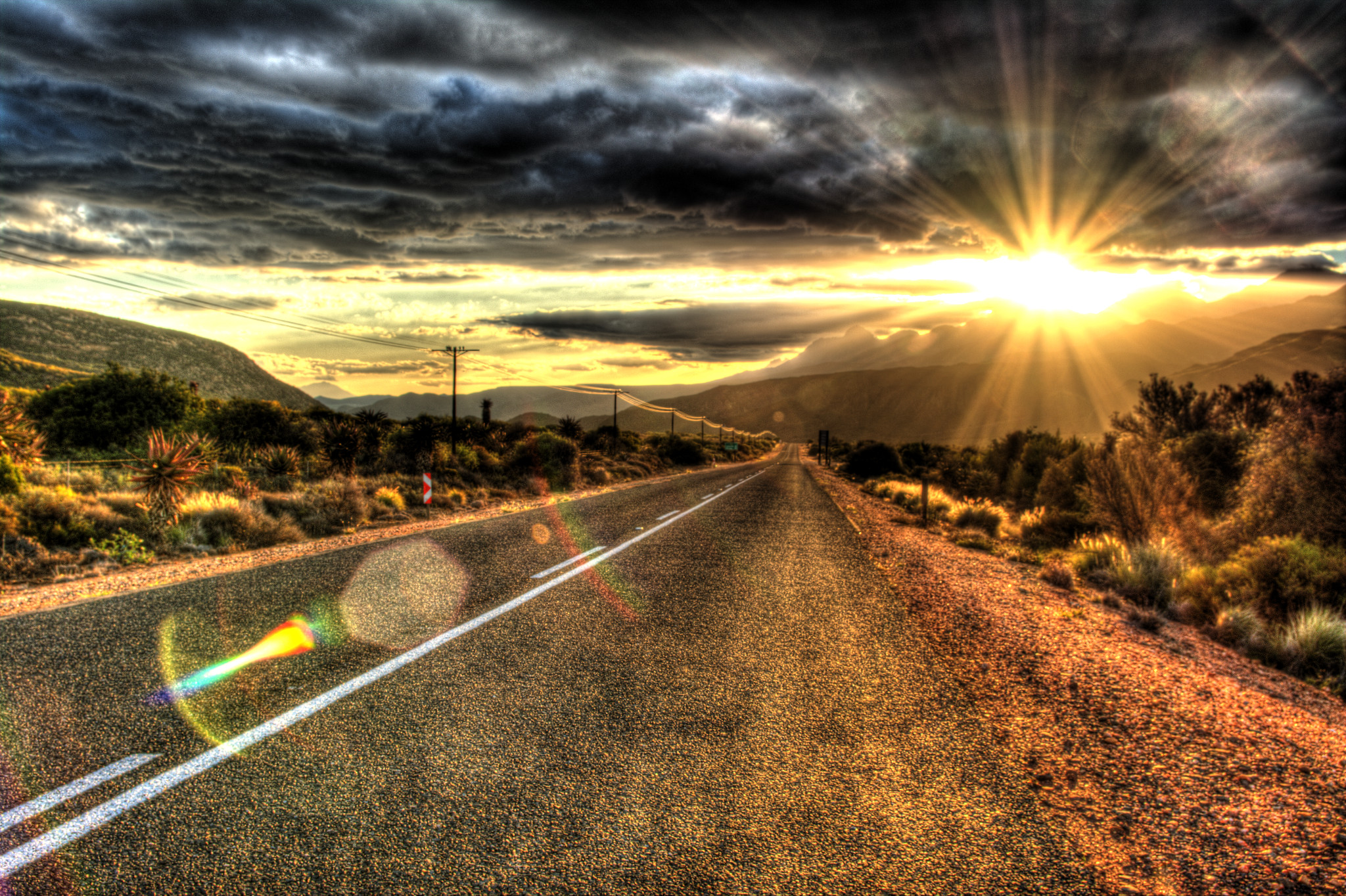 Highway to the light