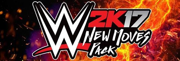 wwe 2k17 new moves