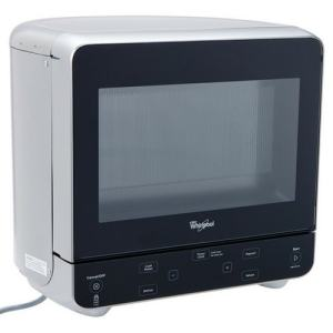Whirlpool Stainless Look Smallest Countertop Microwave