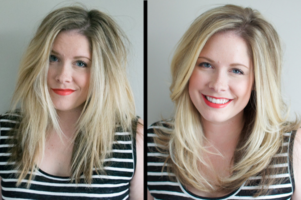 How To Fake A Blow Out The Small Things Blog