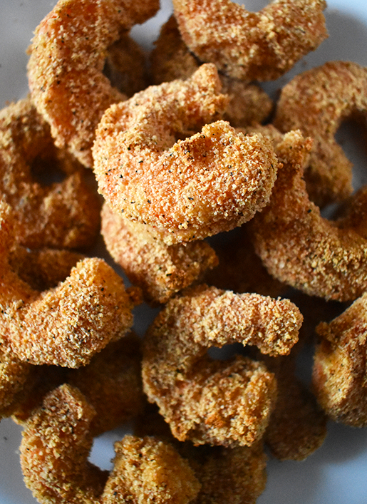 Baked Spicy Breaded Shrimp   The Small Town Foodie