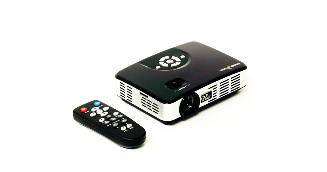 IncrediSonic Vue Series PMJ-500 3D Pico Projector