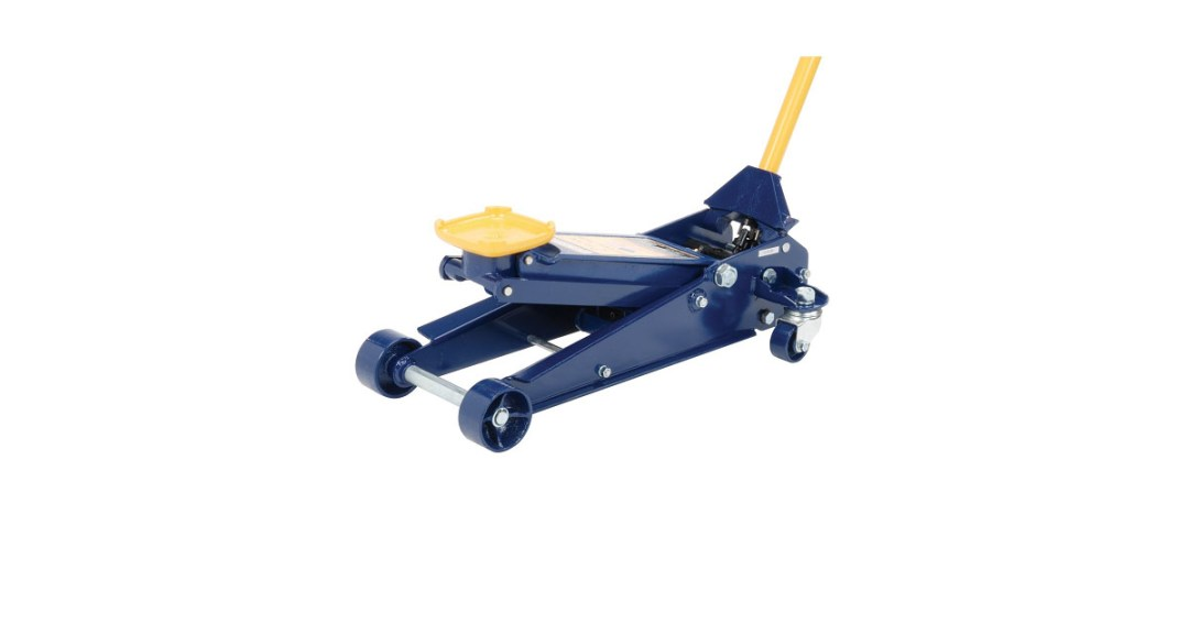 Hein-Werner HW93642 Blue Hydraulic Service Jack