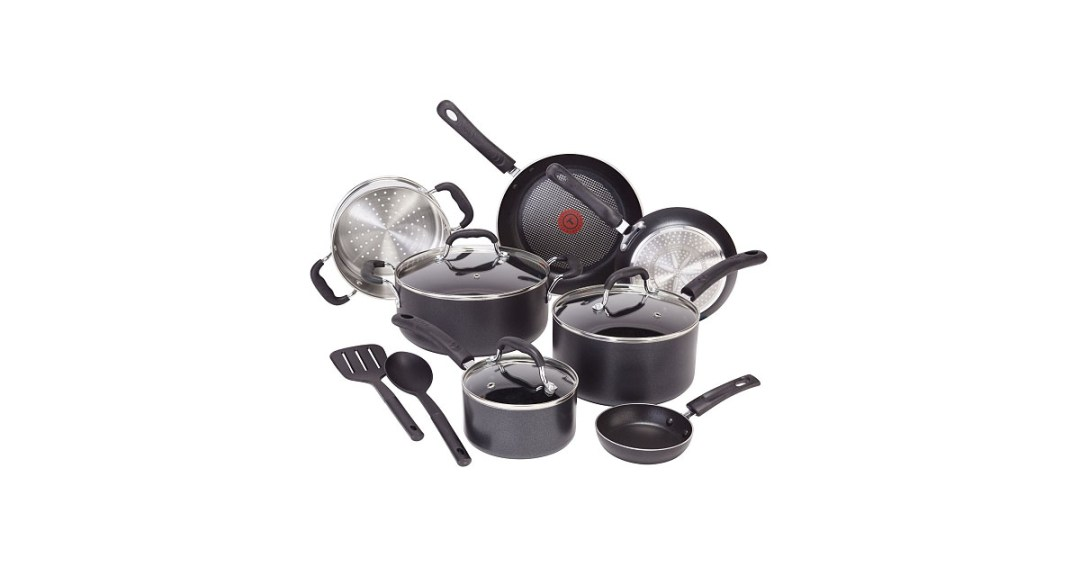 T-fal C515SC Professional Total Nonstick Thermo-Spot Cookware