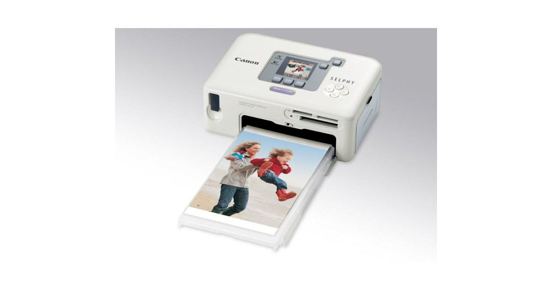 Canon Compact Photo Printer Selphy CP720