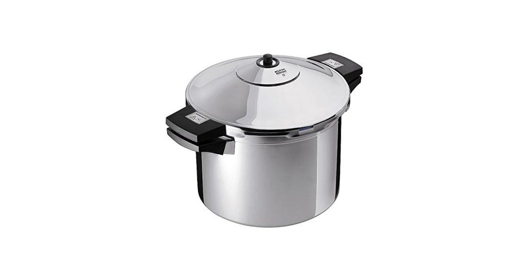 Kuhn Rikon Stainless-Steel Pressure Cooker