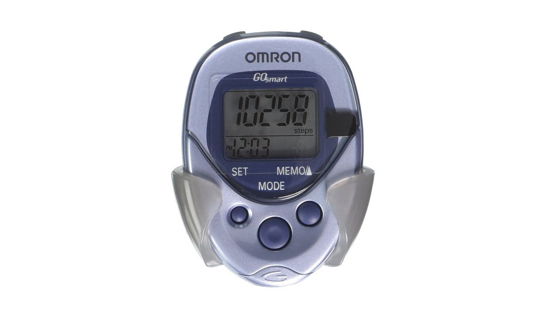The Best Pedometer