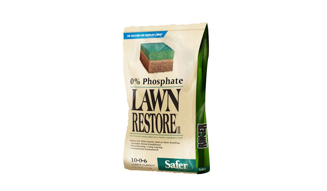 The Best Lawn Fertilizer For Your Yard
