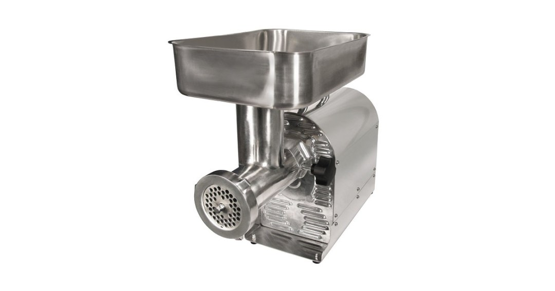 Weston No. 8 Commercial Meat Grinder