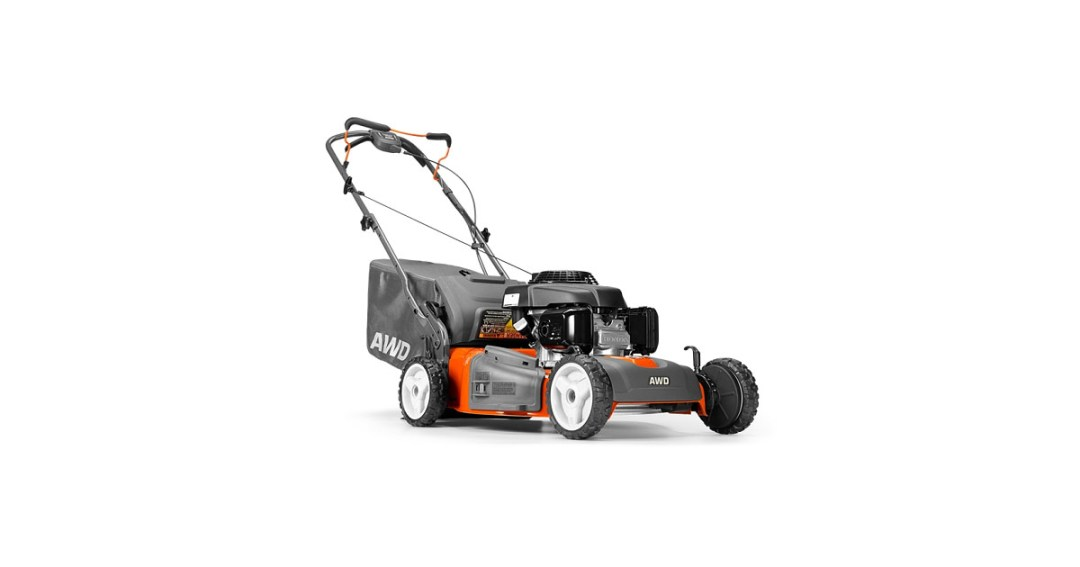Husqvarna HU700AWD Honda GCV160cc 3-in-1 All Wheel Drive 4X4 Mower