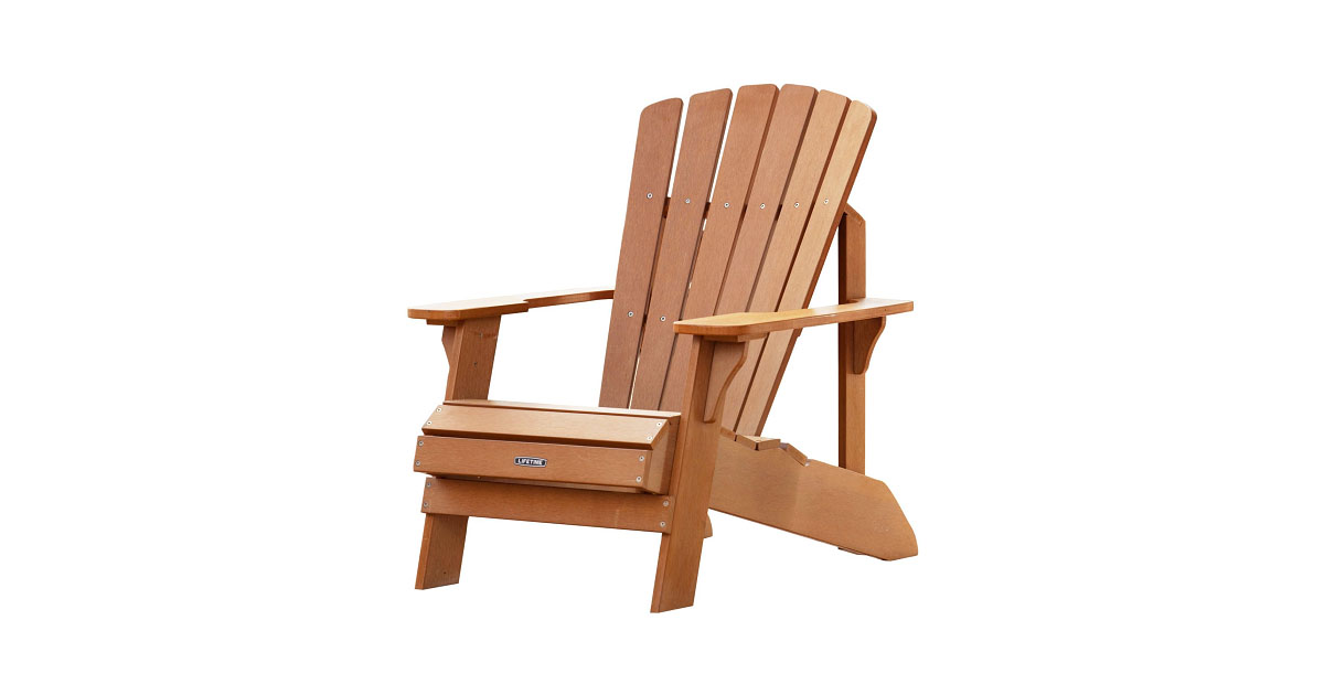 most comfortable camping chair med lift the best adirondack chairs (top 4 reviewed in 2019) | smart consumer