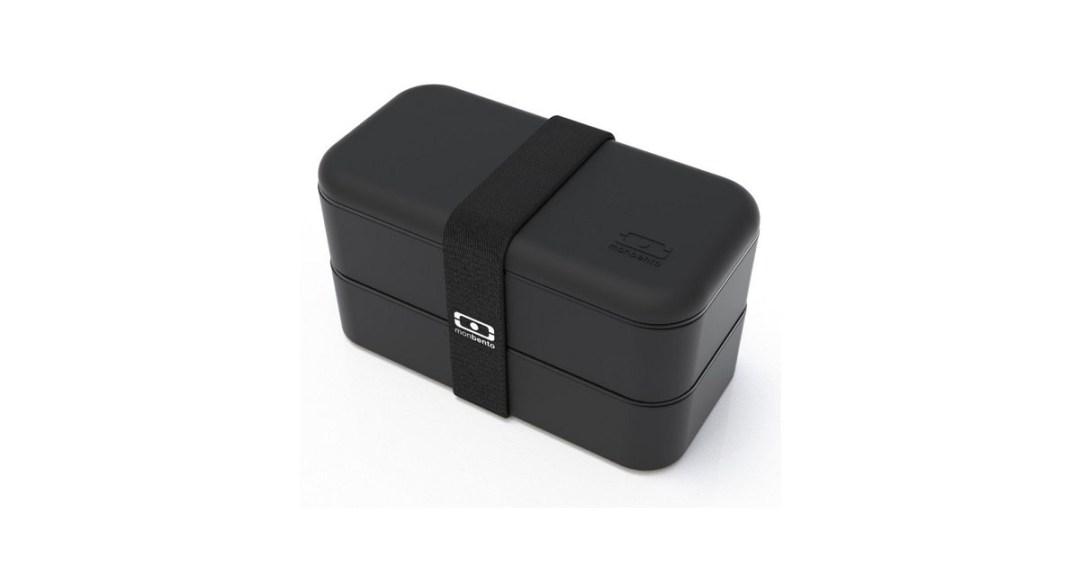 Monbento MB Original V Black Bento Box