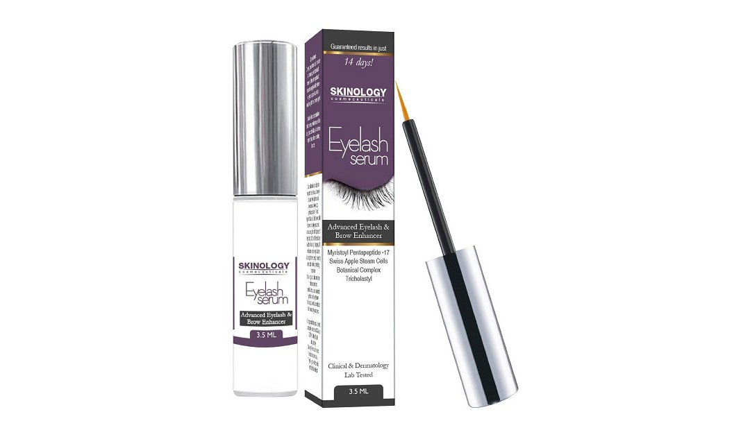 The Best Lash Growth Serum