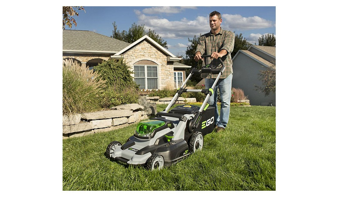 The Best Cordless Electric Lawn Mower