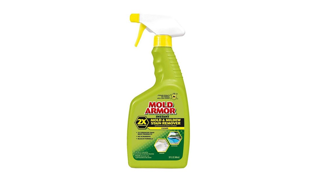 Best Mold and Mildew Removers and Cleaners
