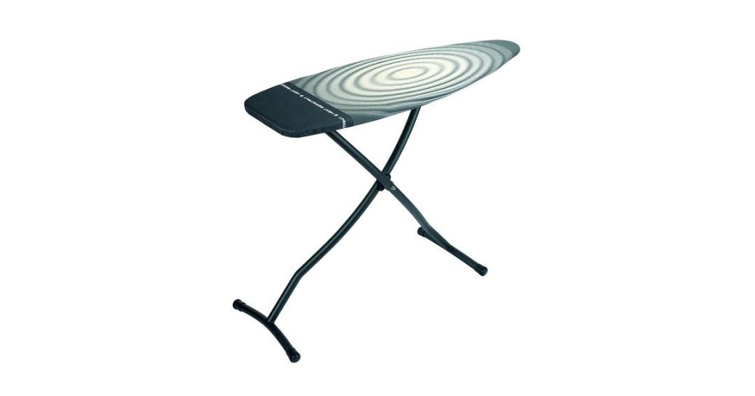 Brabantia Titan Oval Ironing Board with Iron Parking Zone