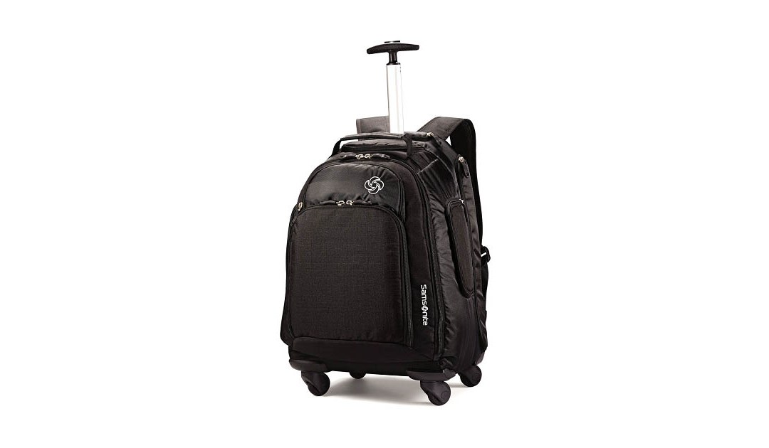 The Best Rolling Backpack
