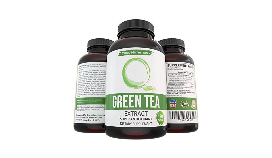 The Best Green Tea Extract