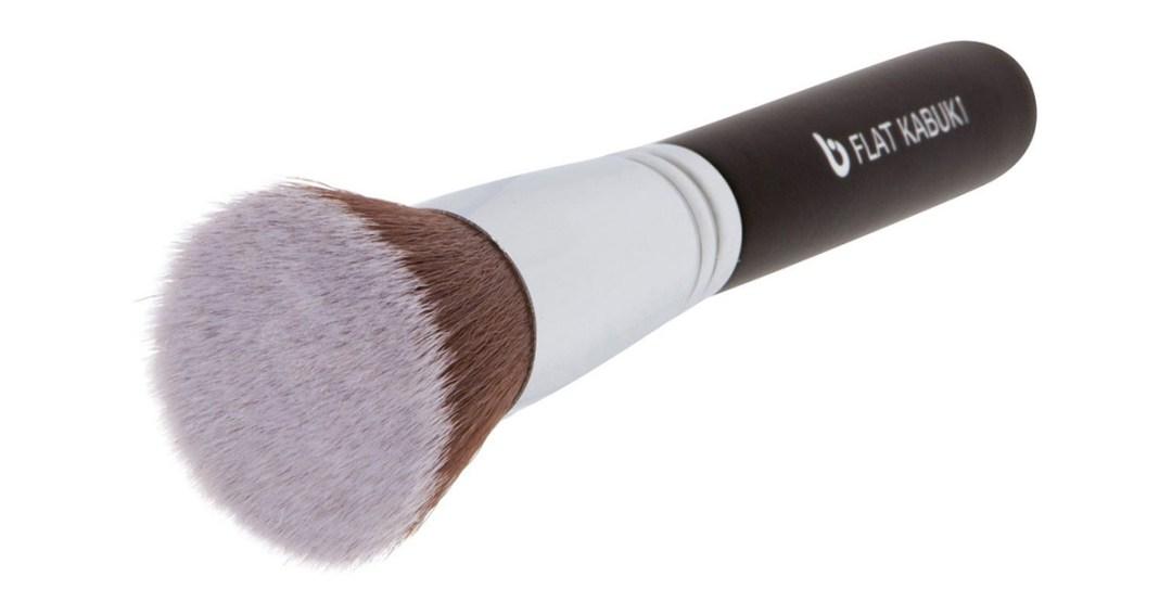 Flat Top Kabuki Premium Foundation Makeup Brush, Best Kabuki Brush
