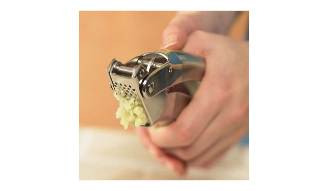 The Best Garlic Press