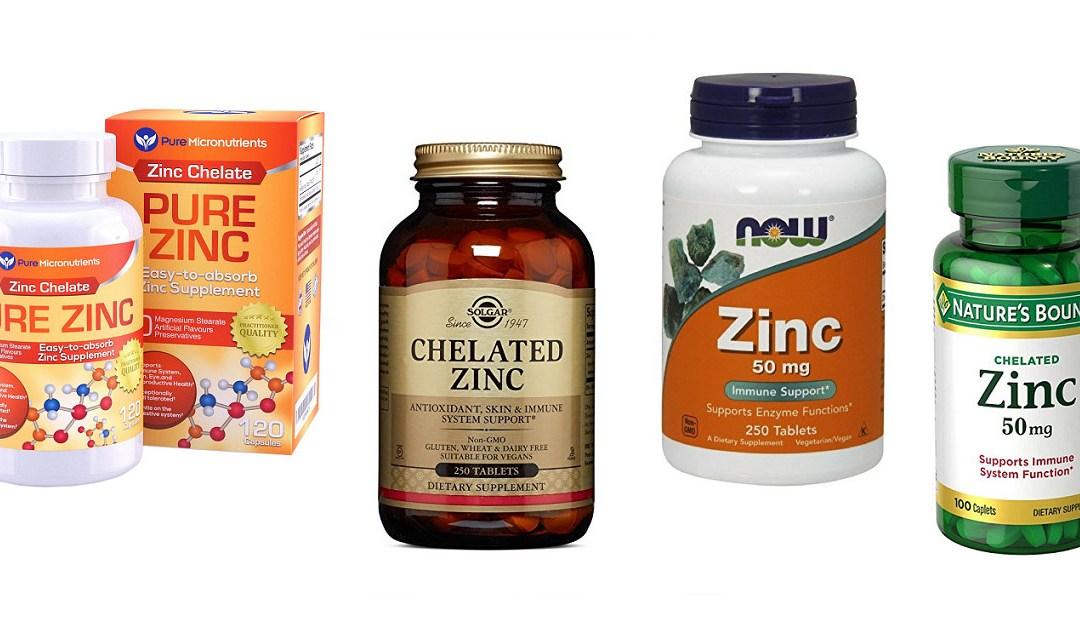 The Best Zinc Supplement