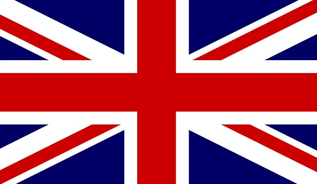 mould vs mold british flag