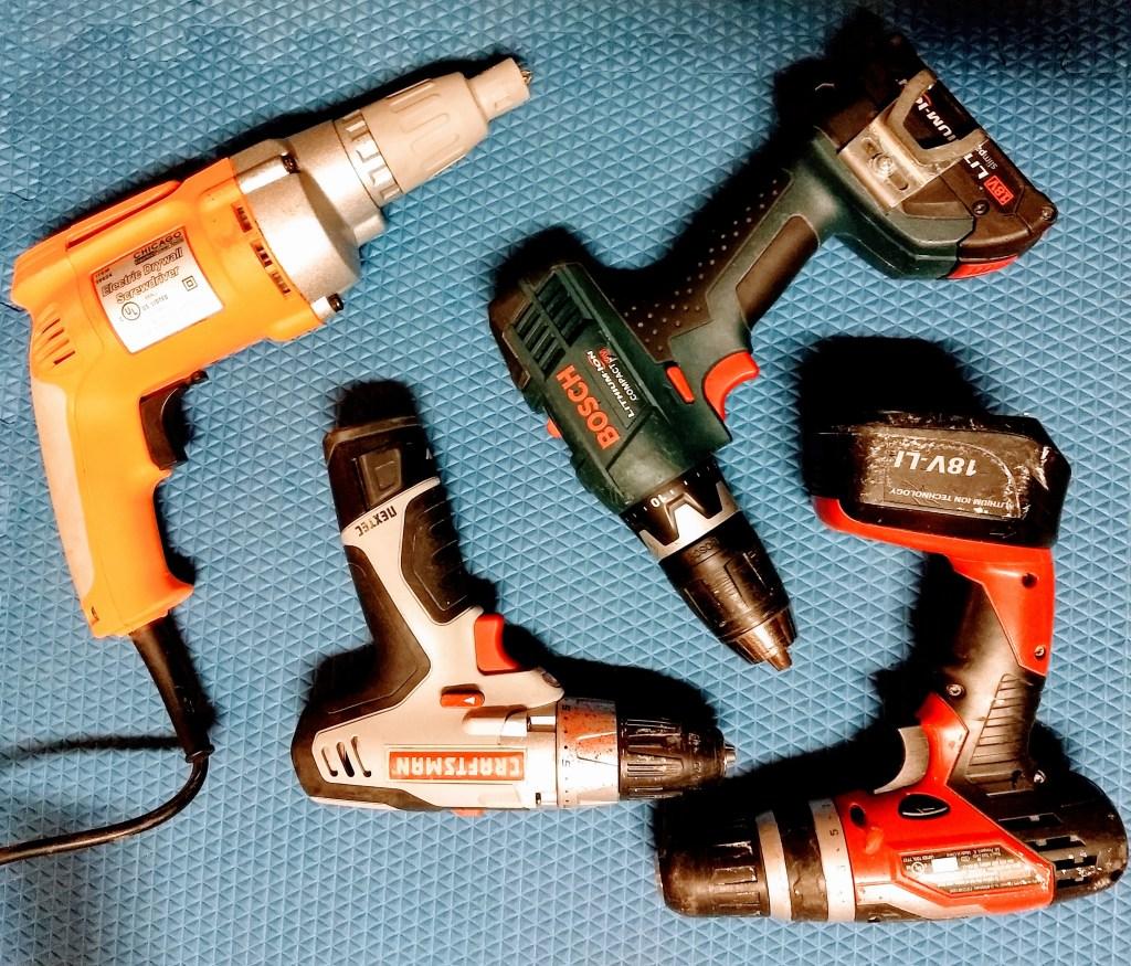 impact hammer drills