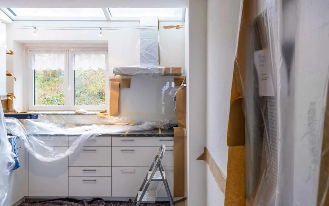 Stuck At Home? It's Time to Renovate Your Kitchen