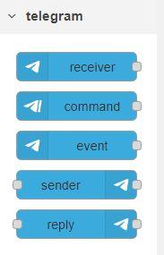 https://flows.nodered.org/node/node-red-contrib-telegrambot