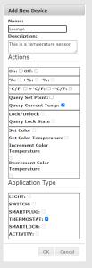 Xiaomi Aqara Temperature Sensor Exposed to Alexa Bridge