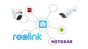 Reolink: First impressions, Setup & Home-Assistant Integration